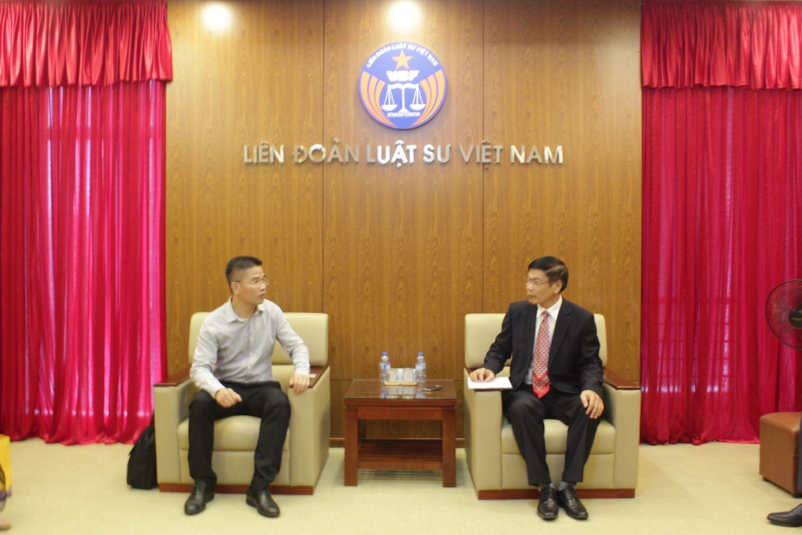 Attorney Nguyen Van Huyen